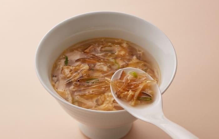 和風スープふかひれ入り